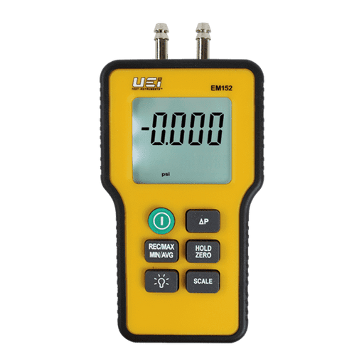 UEi EM152 Dual Differential Digital Manometer