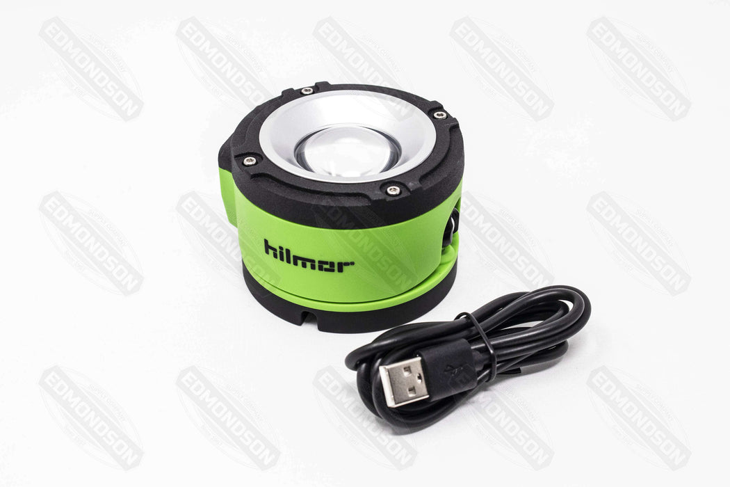 Hilmor HMMWL600 600 Lumen Rechargeable Mini Work Light - Edmondson Supply