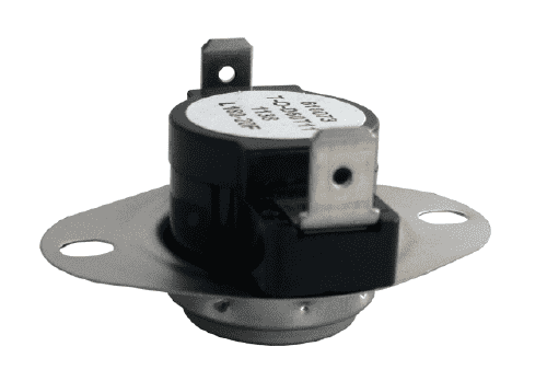 Supco L180-20 L-Series Snap-Action SPST Limit Control Thermostat, L180-20F - Edmondson Supply