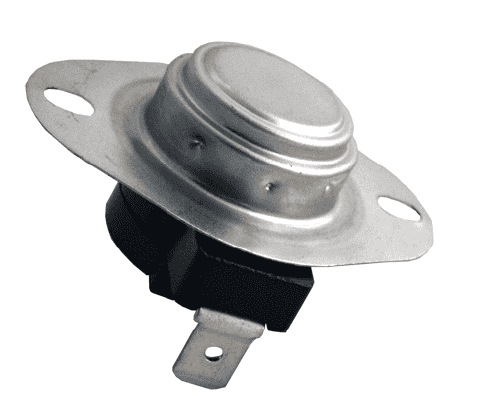 Supco L225 L-Series Snap-Action SPST Limit Control Thermostat, L225-40F - Edmondson Supply