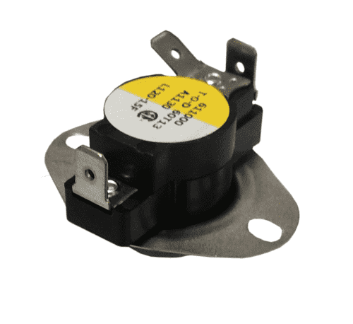 Supco LD120 LD-Series Snap-Action SPDT Limit Control Thermostat, L120-15F - Edmondson Supply