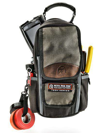 Veto Pro Pac MB2 Tall Meter/Tool Bag - Edmondson Supply
