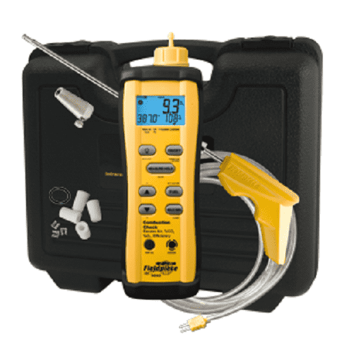 Fieldpiece SOX3 Combustion Checker with Auto Pump - Edmondson Supply