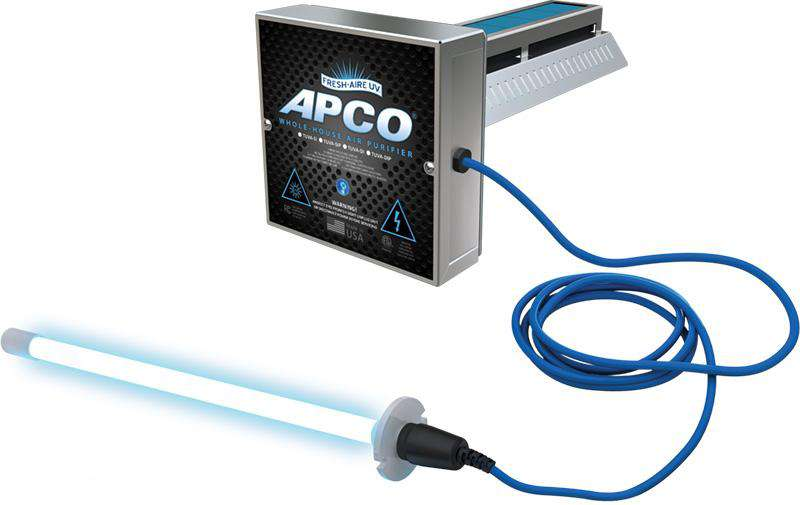 Fresh-Aire UV APCO TUV-APCO-DER2 18-32 VAC, 2-Year UV Lamp w/ 2nd Lamp for Coils - Edmondson Supply