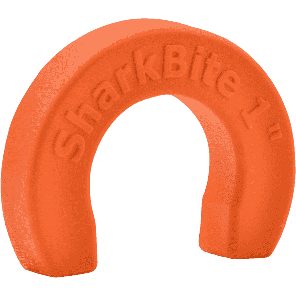 "SharkBite U714 1"" Disconnect Clip - Edmondson Supply"