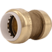 "SharkBite UIP4020 1"" CTS x 1"" PVC Transition Coupling - Edmondson Supply"