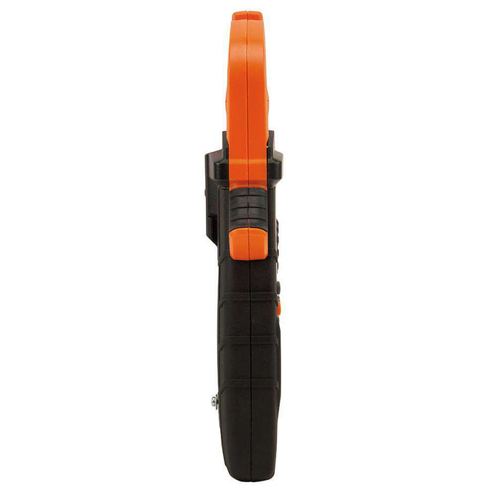 Klein Tools CL600 Digital Clamp Meter, AC Auto-Ranging, 600A, TRMS True RMS - Edmondson Supply