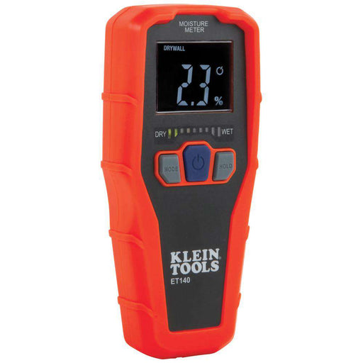 Klein Tools ET140 Pinless Moisture Meter - Edmondson Supply