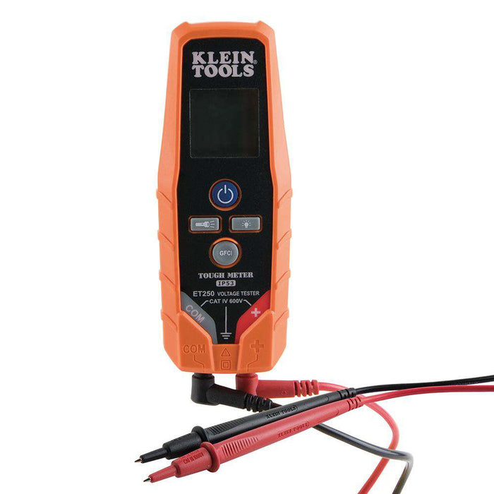 Klein Tools ET250 AC/DC Voltage / Continuity Tester - Edmondson Supply