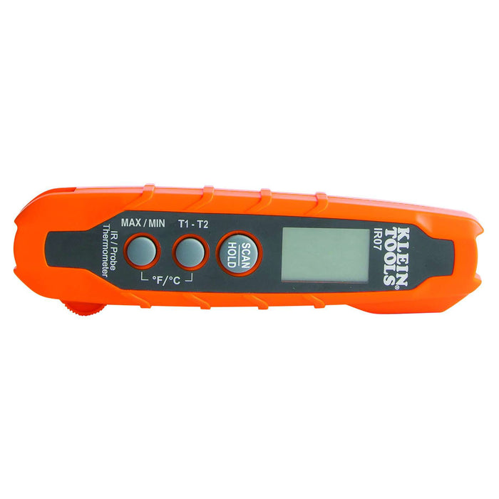 Klein Tools IR07 Dual IR/Probe Thermometer - Edmondson Supply
