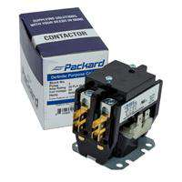 Packard C225C Contactor 2 Pole 25 Amps 208/240 Coil Voltage