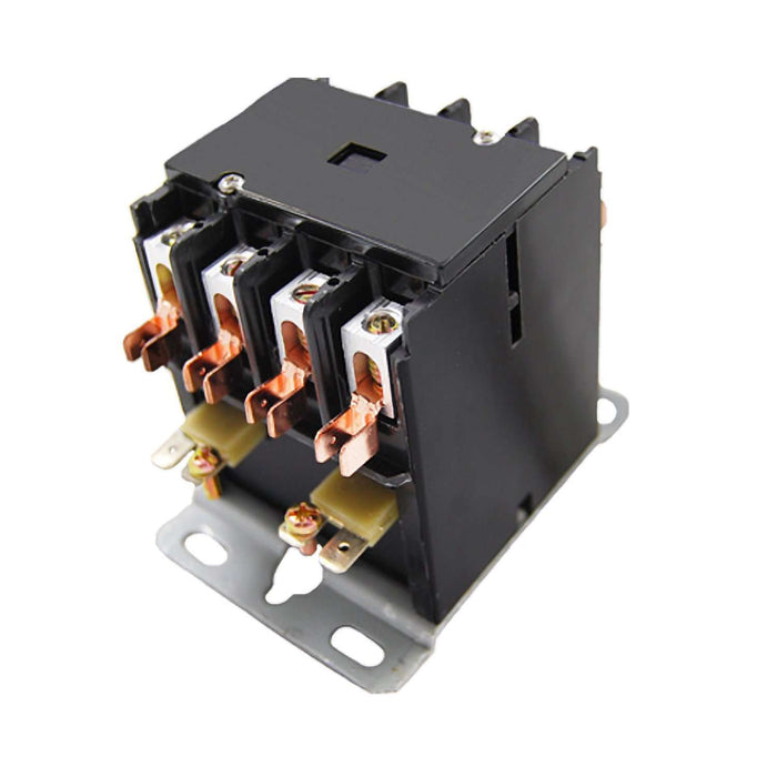 Packard C430B Contactor 4 Pole 30 AMPS 120 Coil Voltage - Edmondson Supply