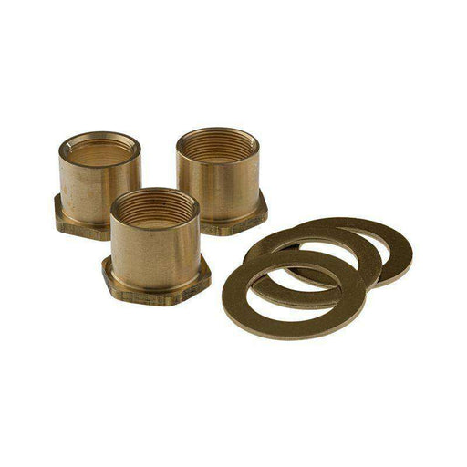 Delta Faucet RP10612 Thick Deck Mounting Extension Kit - Lavatory - Edmondson Supply