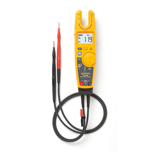 Fluke T6-600 Electrical Tester with FieldSense Technology, 600V