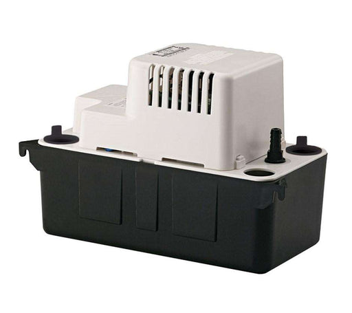 Little Giant VCMA-15ULS 554405 - 65 GPH Automatic Condensate Removal Pump, 115V - Edmondson Supply