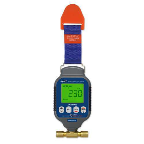 Supco VG640TL Wireless Vacuum Gauge - Edmondson Supply