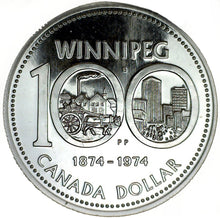 1974 Prestige set-Winnipeg