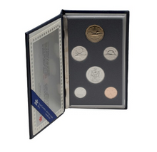 1989 6 Coin Specimen Set-Loon