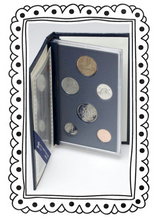 1993 6 Coin Specimen Set-Loon