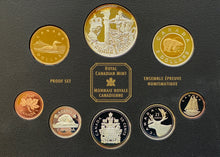 2002 Proof Set-50th Anniv. Elizabeth II Accenssion