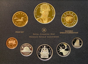 2007 Proof Set-Thayendanegea