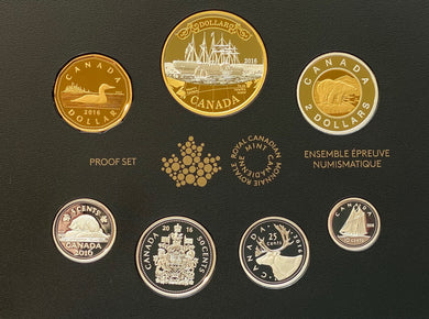 2016 Premium Proof Set-150th Anniversary of the Transatlantic Cable
