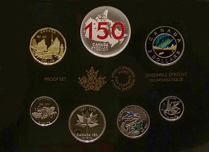 2017 Limited Edition Proof Set-150th Anniversary of Canadian Confederation