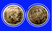 1936 A Germany 5 Reichsmark Silver Coin Lot-206