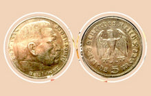1935 A Germany 5 Reichsmark Silver Coin Lot-209 - Trade your coins