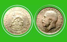 1914 Great Britain Silver Shilling George V, Lot:216 - Trade your coins