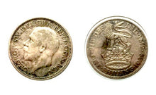 1928 Great Britain Silver Shilling George V, Lot:218 - Trade your coins