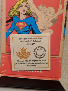2016 10 Dollars DC-Comics-Originals-STRENGTH, Lot:270