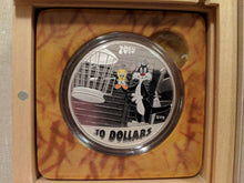 2015 2 oz Fine Silver 30 Dollars Looney Tune- Birds Anonymous, Lot:277