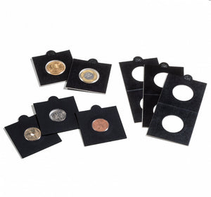 "2X2"" COIN HOLDERS MATRIX, BLACK"