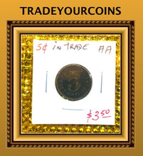 5 Cents In Trade Token AA