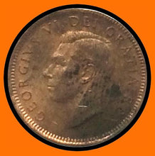 1949 A Off Canada Small One Cent-Red George VI lot # A40