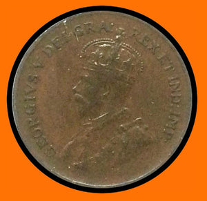 1931 Canada Small One Cent George V lot # A5 - Trade your coins