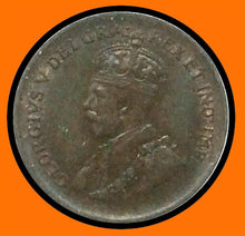 1935 Canada Small One Cent George V lot # A7