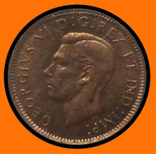 1946 Canada Small One Cent George VI lot # A9