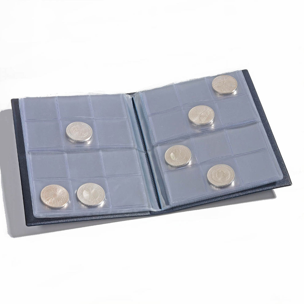 COIN WALLET POCKET FOR 96 COINS