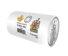2019 50-cent Special Wrap Circulation Roll