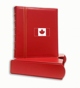 CLASSIC GRANDE SET 3-RING CANADA, RED Article number: 356283