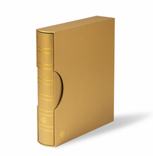 RINGBINDER NUMIS, IN CLASSIC DESIGN WITH SLIPCASE