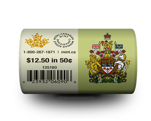 2015 50-Cent Special Wrap Roll Pack