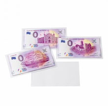 CURRENCY SLEEVES FOR BANKNOTES BASIC