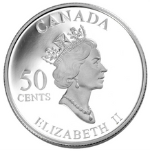 2003 Fifty Cents- Golden Daffodil, Symbol of Hope