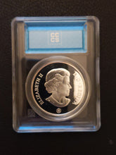 2009 Limited Edition Canada 20 Dollars Sterling Coloured Coin, Edmonton Oilers Goalie Mask