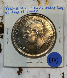 1951 Canada Silver One Dollar MS-63 REV-004 (17)