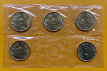 2016 Canada Nickel Prooflike Uncirculated Coin Set