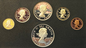 2003 (1953) Proof Set - Special Limited Edition-Coronation